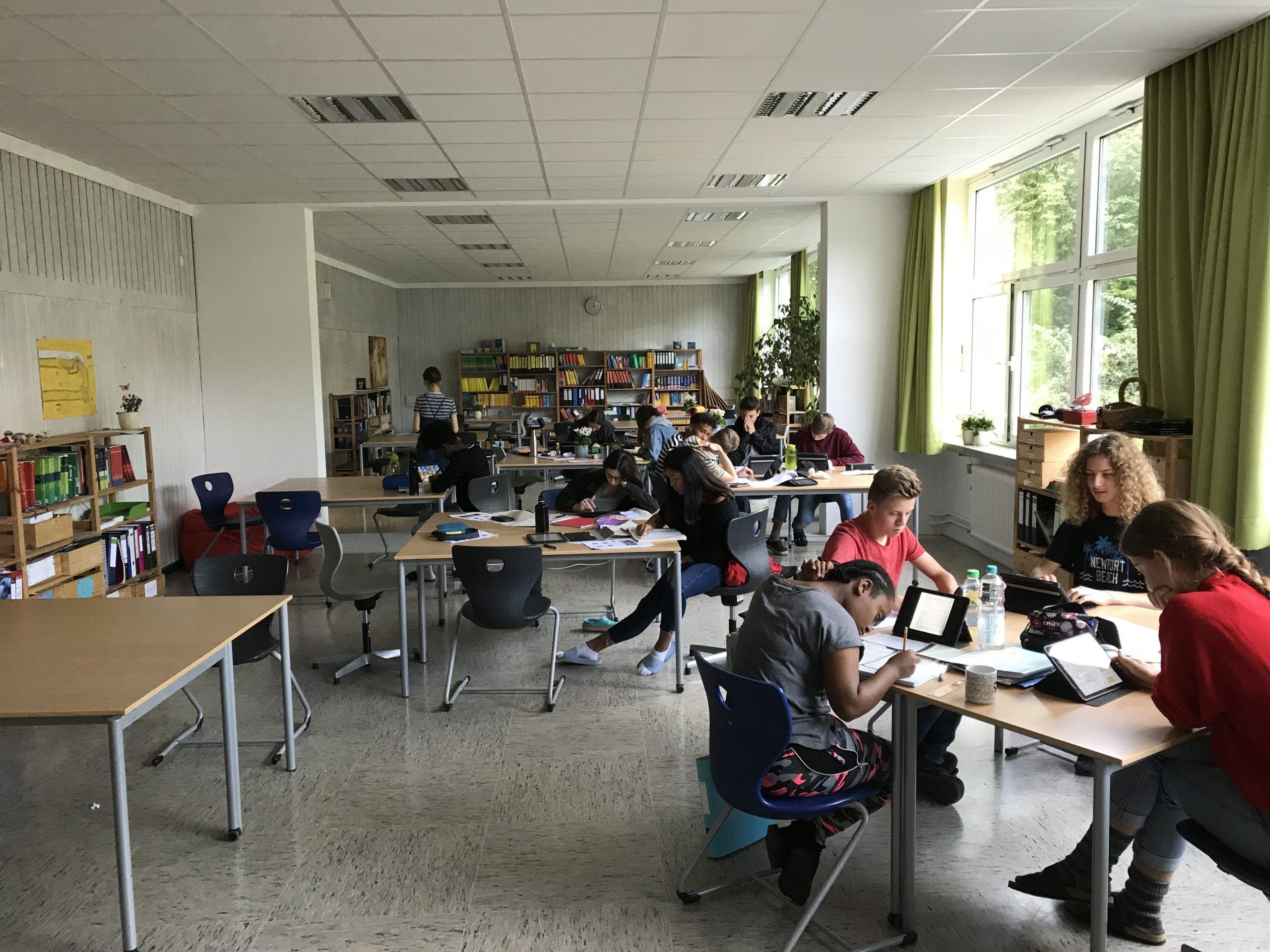 Montessori Gemeinschaftsschule in Friedrichsthal (Saarland)