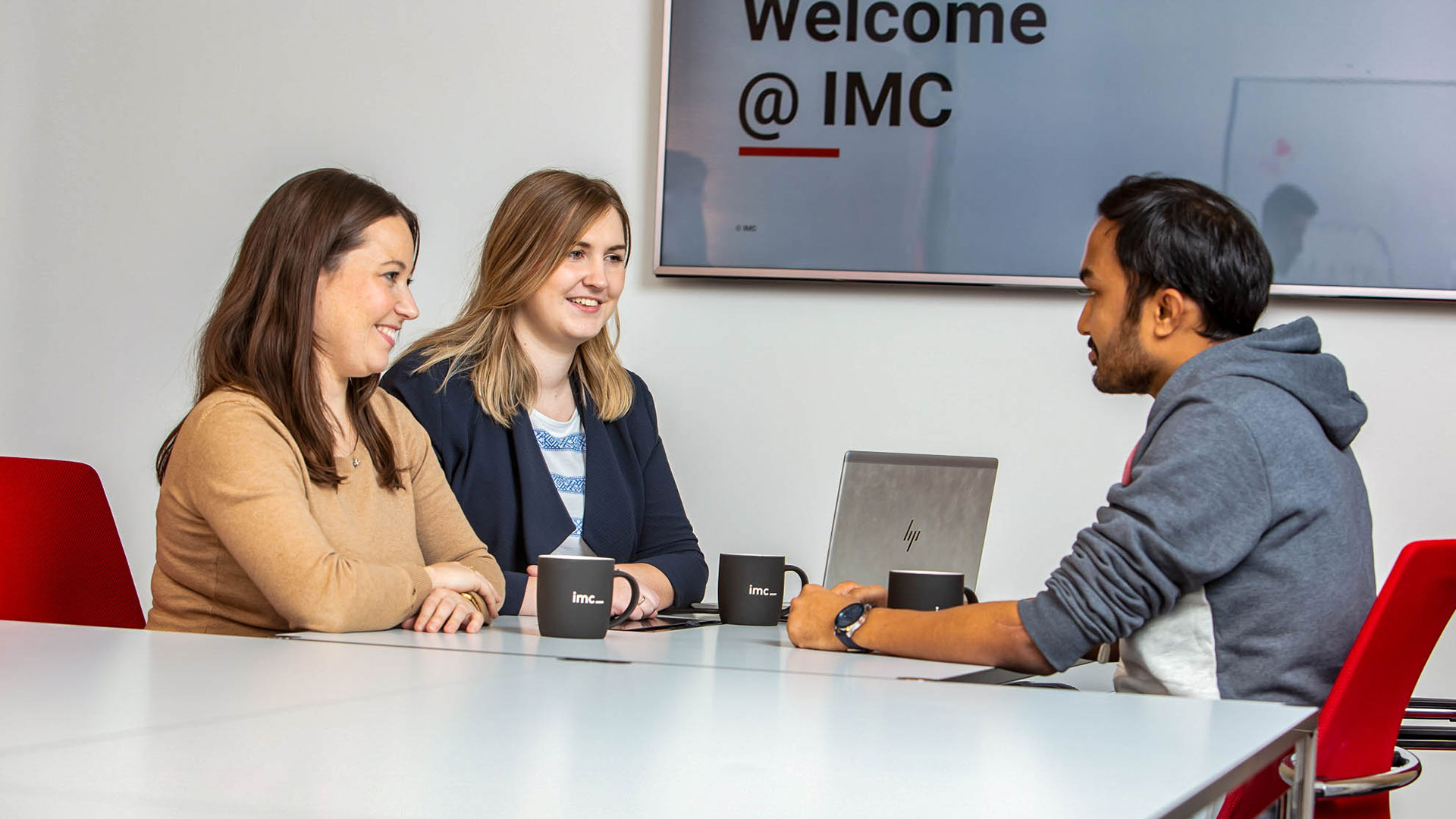 imc hr interview