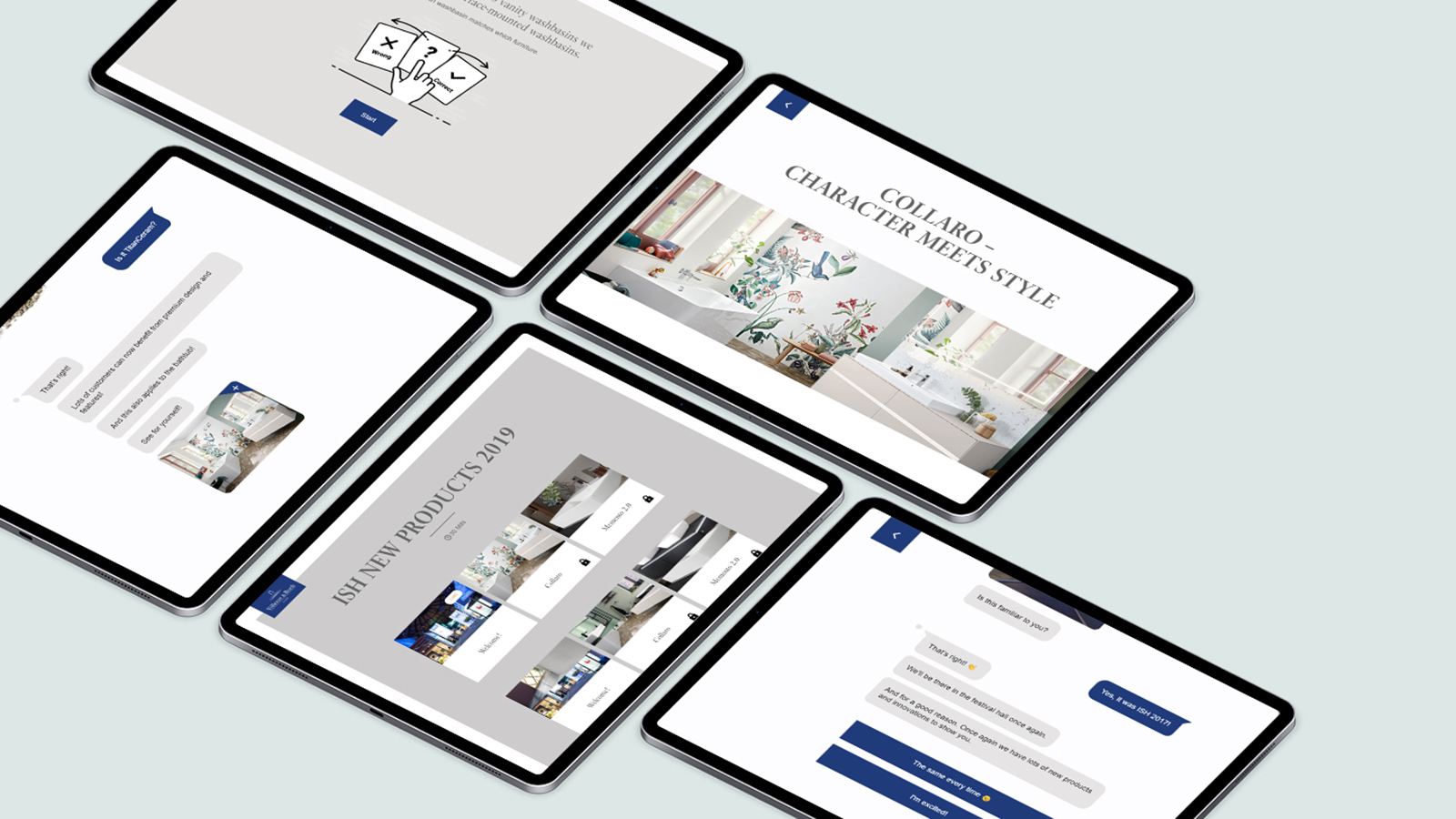 case study chatbot web based training kundenreferenz villeroy boch