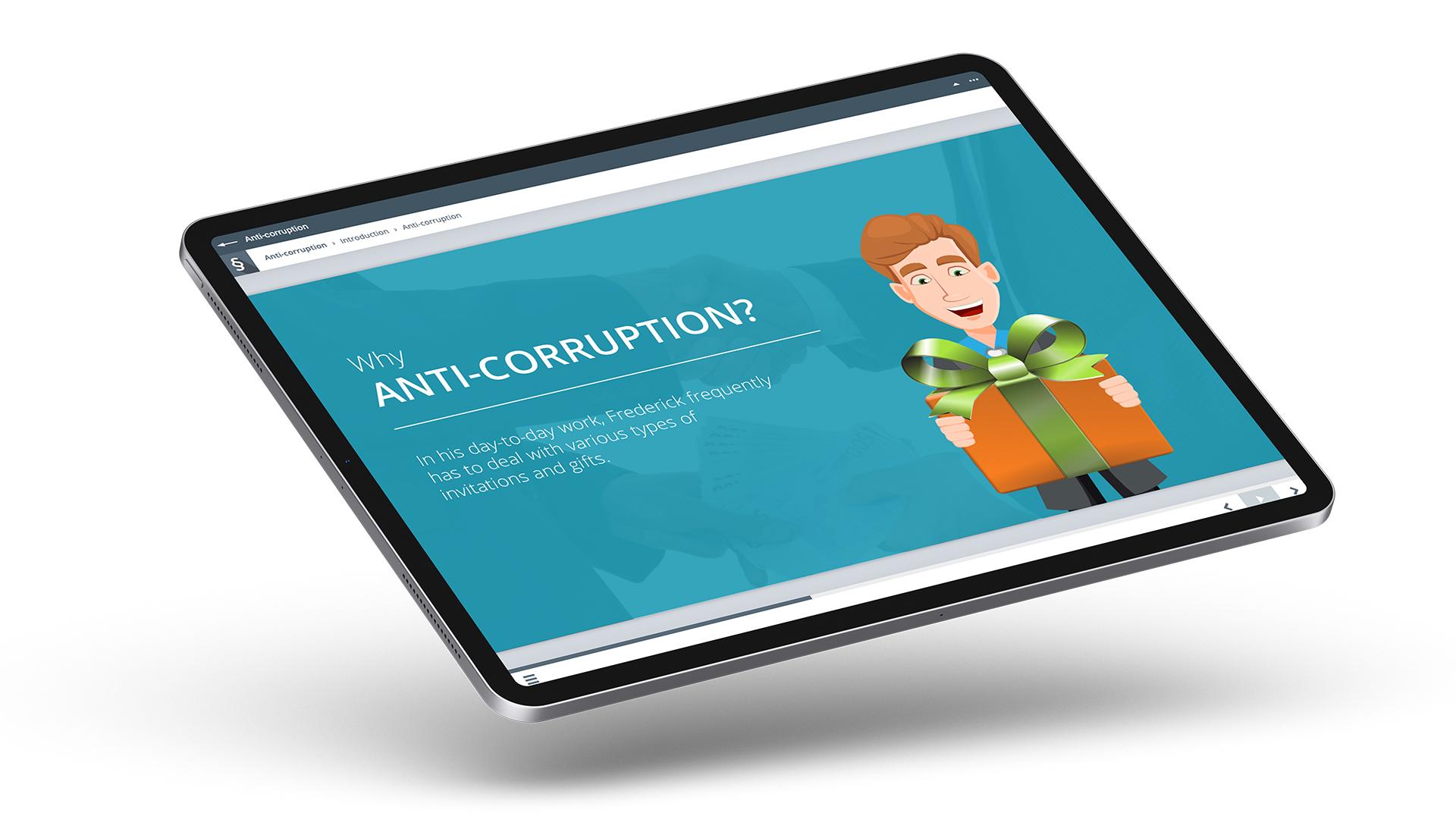 E-Learning Bundle zu Compliance Richtlinien