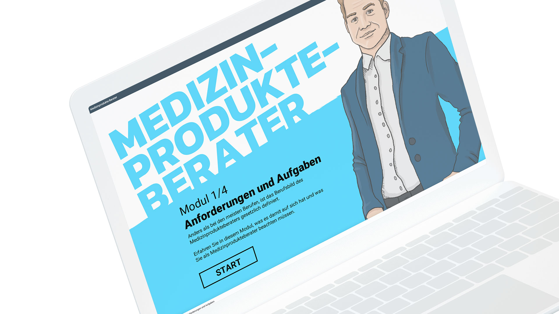 E-Learning Bundle Medizinprodukteberater Medizinproduktegesetz