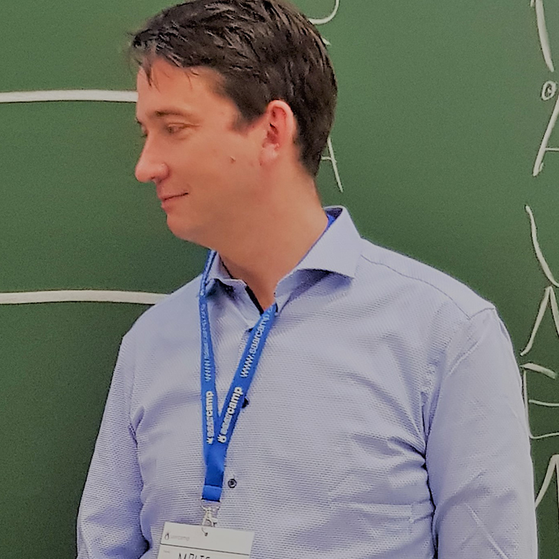 e-learning podcast guest Dr. Malte Beinhauer