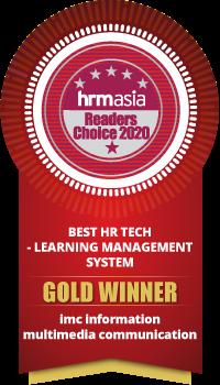 Gold Award HRM Asia