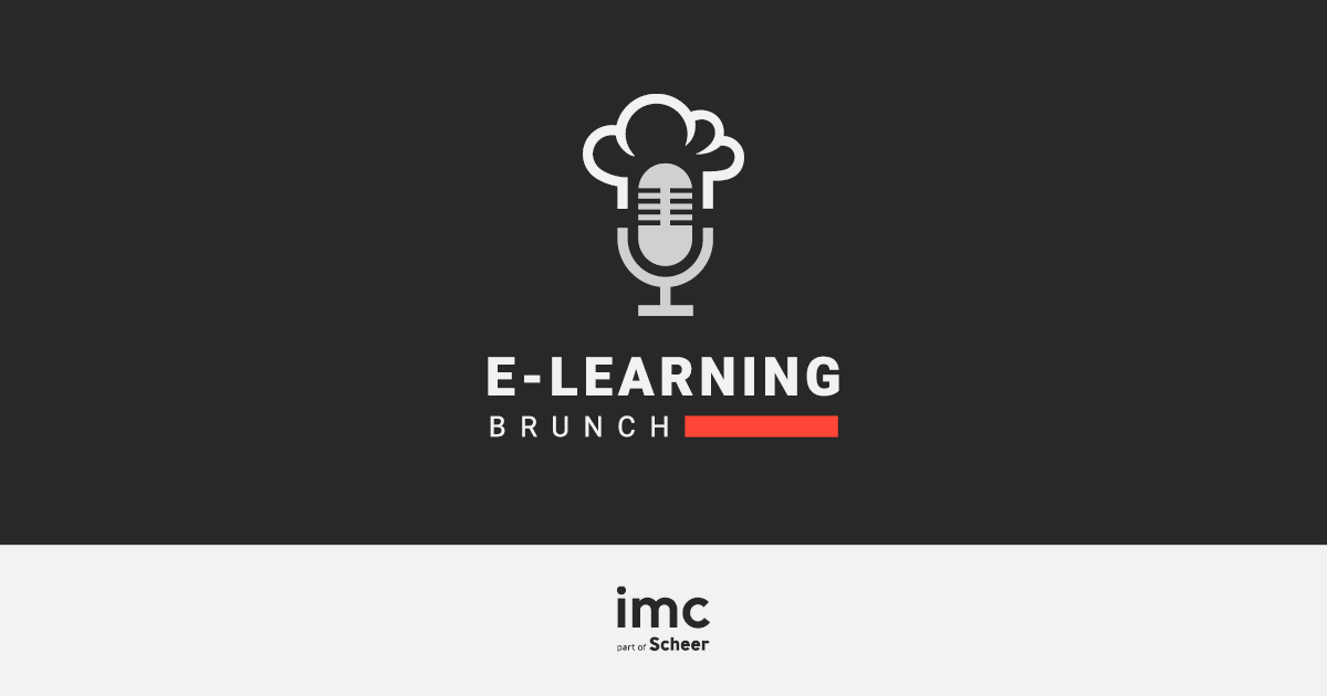 Featured Image for E-Learning Brunch Podcast